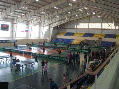 Настольный теннис в Балаково