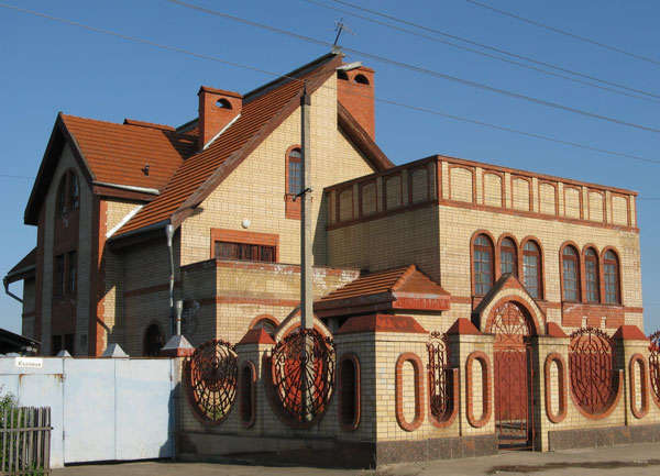 Коттедж в Балаково