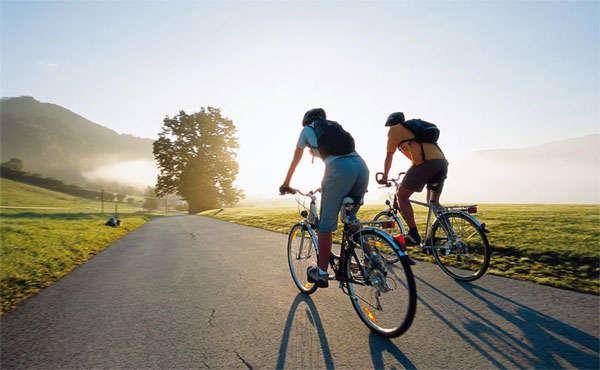 питание велосепидистов