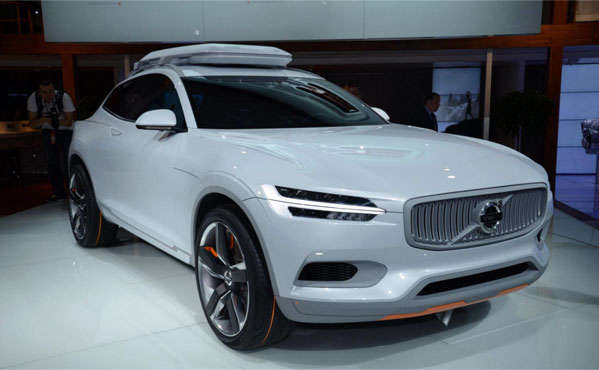 Volvo робот