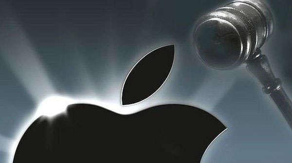 apple и суд