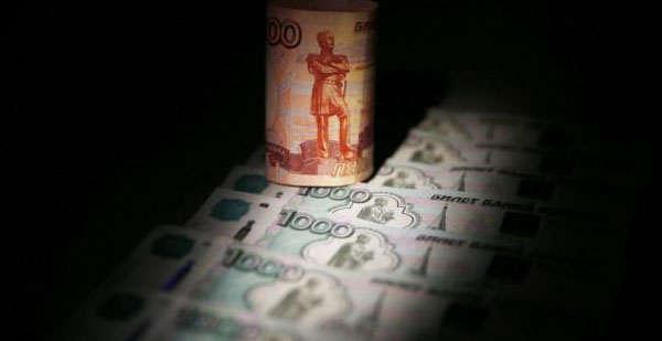 теневой рубль
