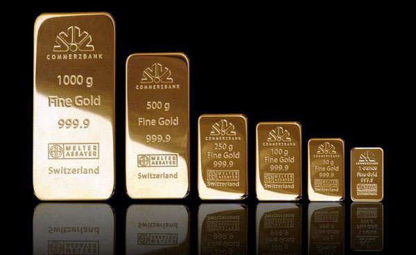 спрос на золото