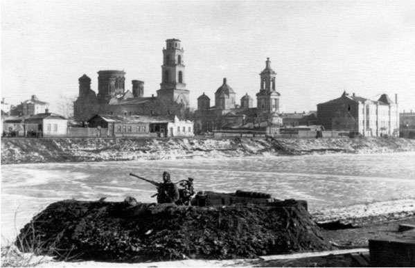 церковь во время войны