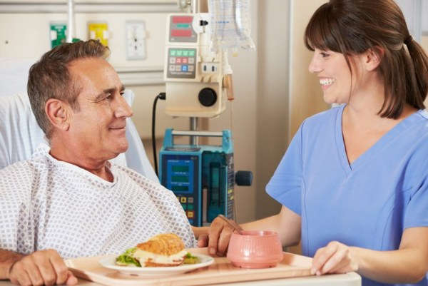 питание в больницах