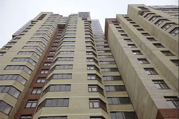 рост недвижимости в России