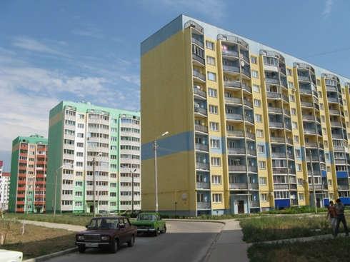 Новые микрорайоны Балаково