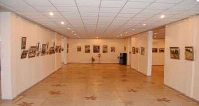Городской выставочный зал Балаково