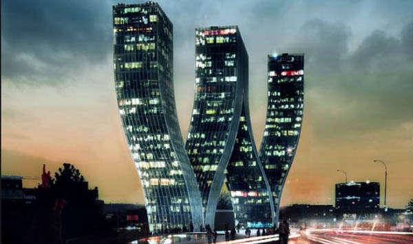 небоскреб W