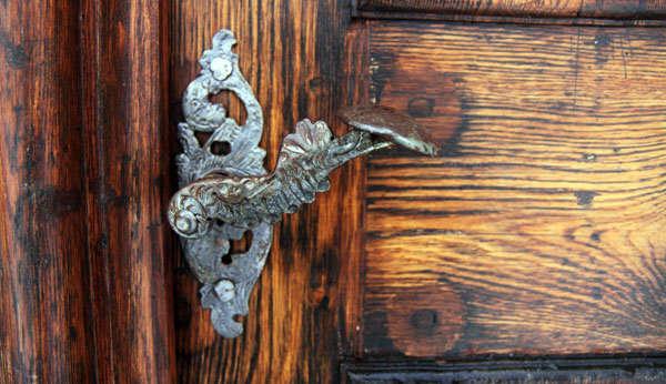 входная дверь из дерева массивом