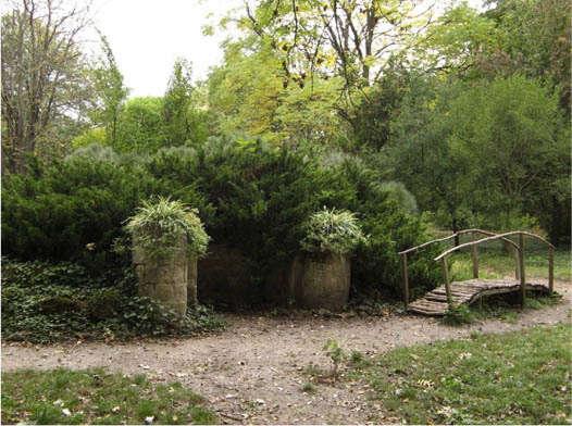 Ботанический сад в Одессе