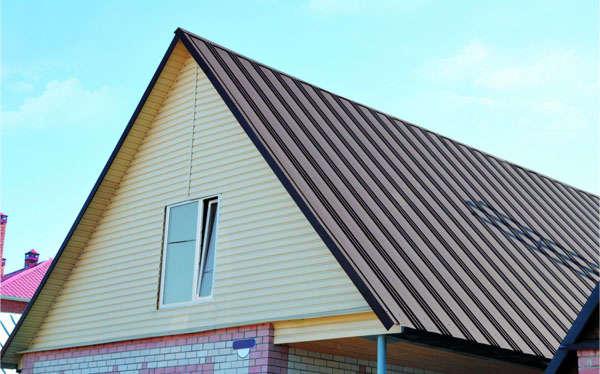 профлисты для крыши