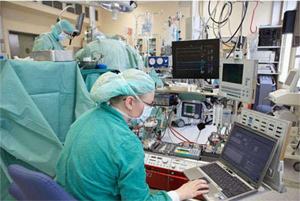 Здоровье по техническим контролем