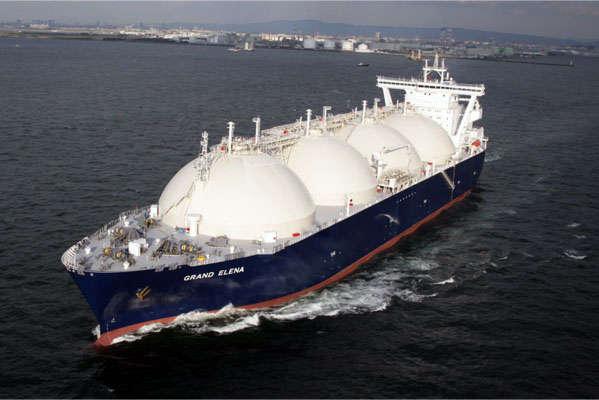 мировой транспорт для газа