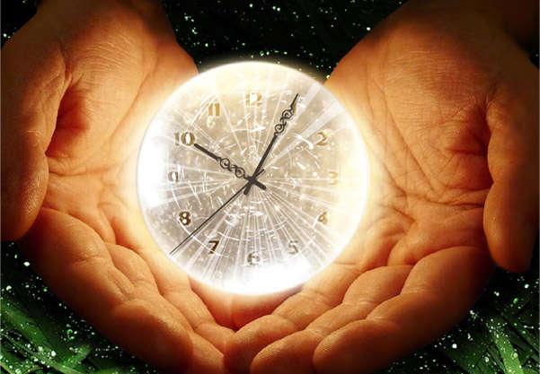 время в твоих руках