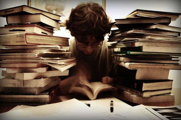 учеба за книгами