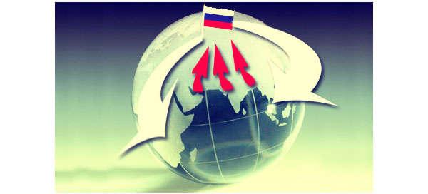 товарооборот России