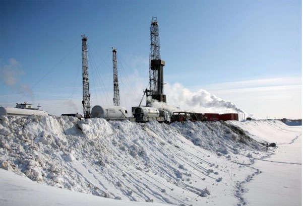нефть в Сибири