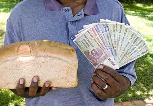 курс доллара к хлебу