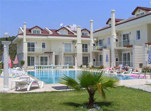 Турецкие дома