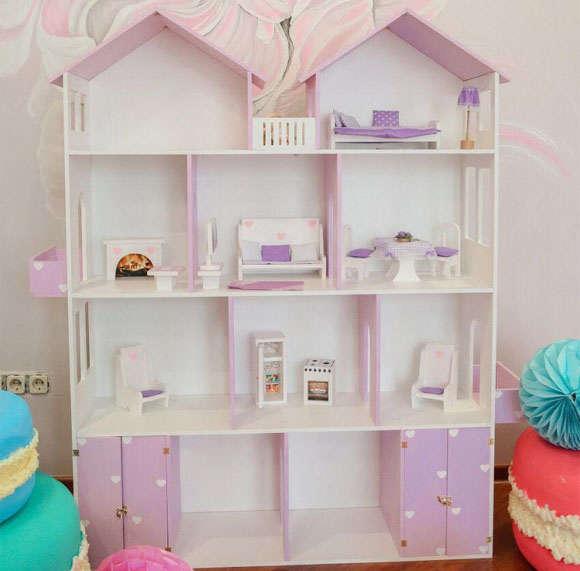 интересный детский домик